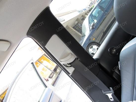 Lexus - RX - 330 - carbon - fiber - vinyl - interior - 8